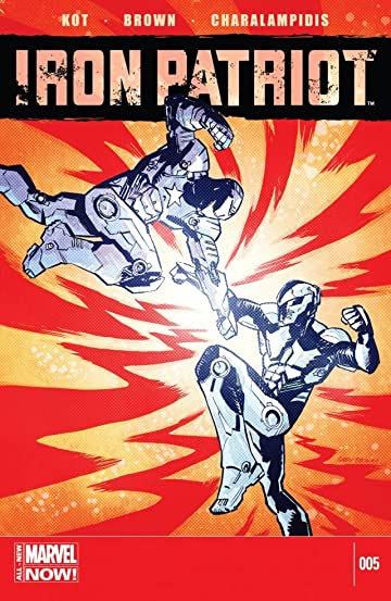 Iron Patriot (2014) #5