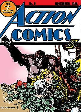 Action Comics (1938-2011) No.6