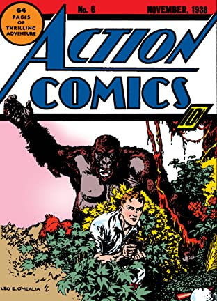 Action Comics (1938-2011) No.6