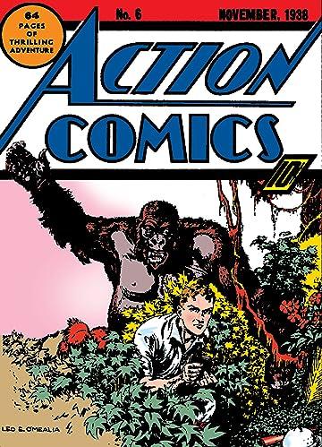 Action Comics (1938-2011) #6