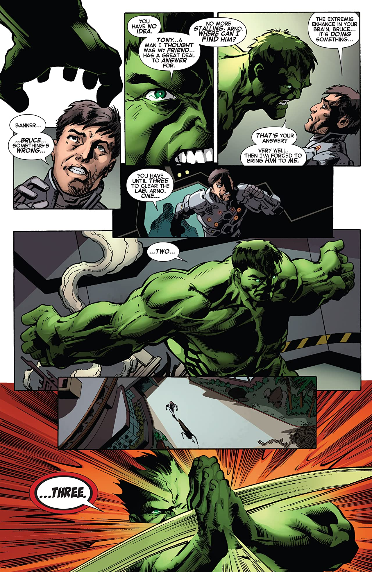 Original Sin: Hulk vs. Iron Man #3