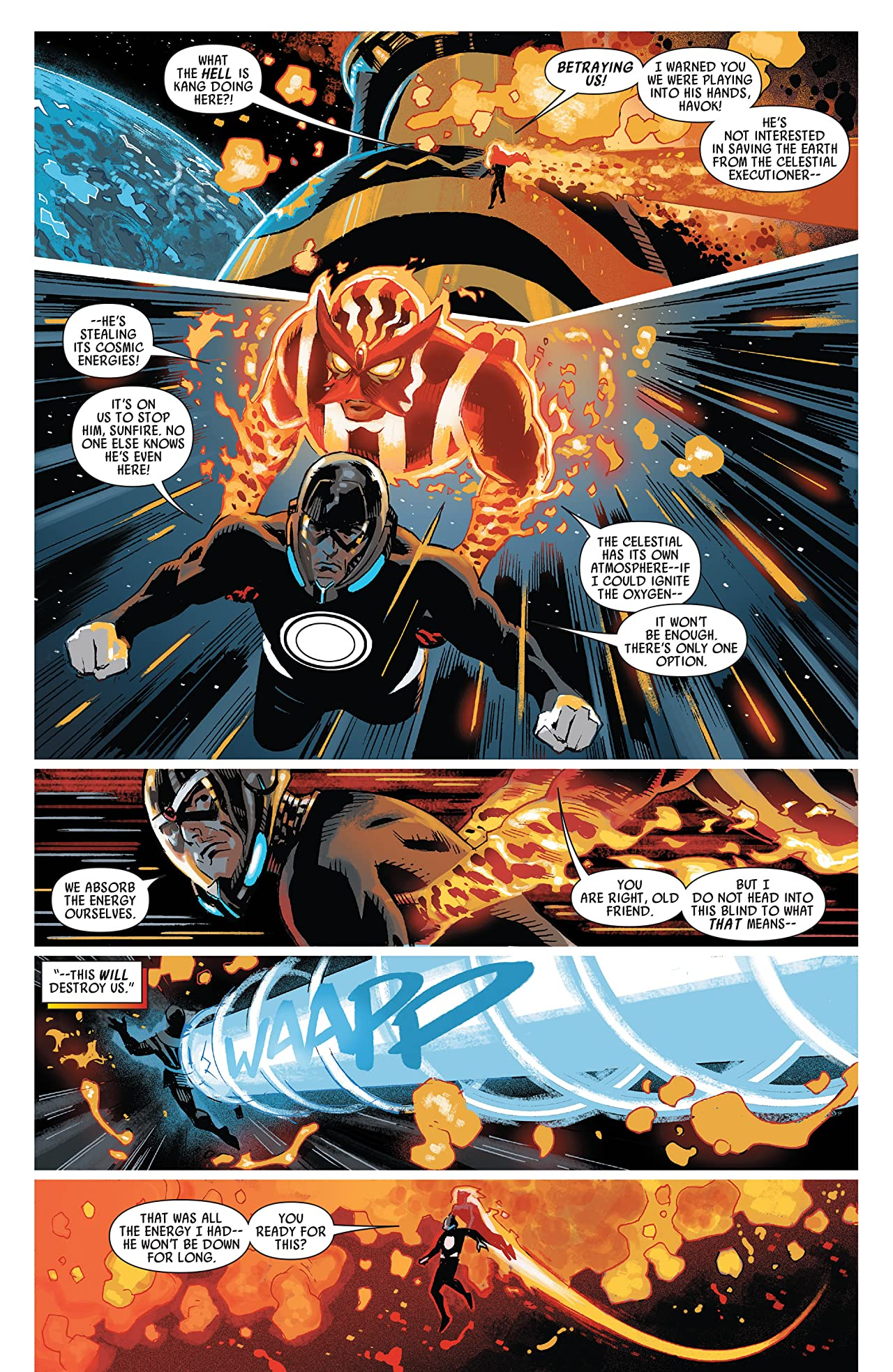 Uncanny Avengers (2012-2014) #22