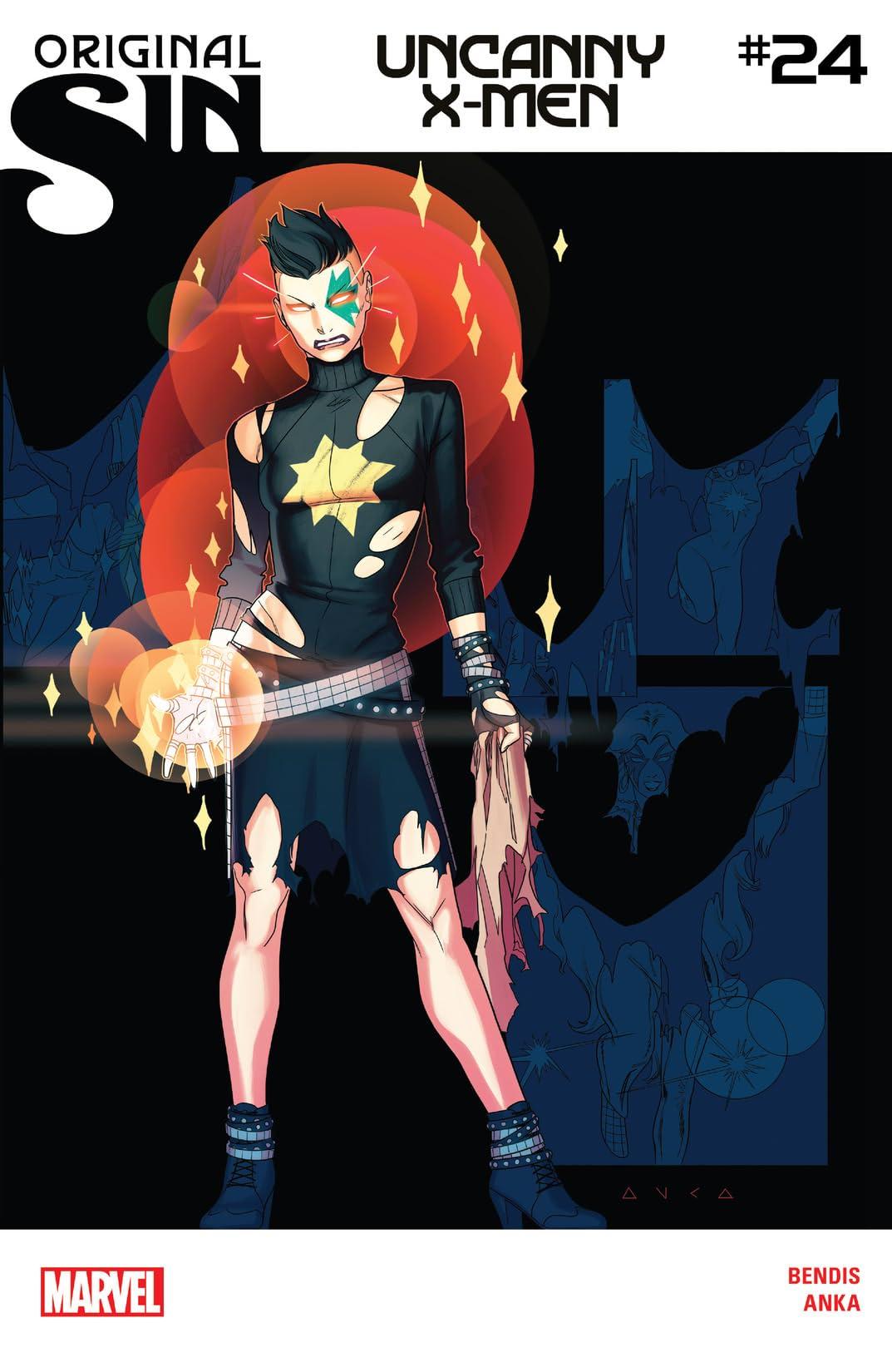 Uncanny X-Men (2013-2015) #24