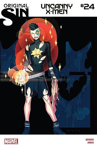 Uncanny X-Men (2013-2015) No.24
