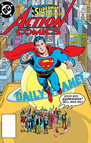 Action Comics (1938-2011) No.583