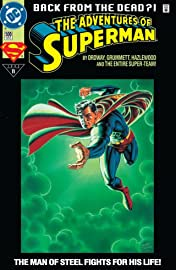 Adventures of Superman (1986-2006) #500