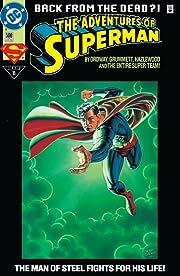 Adventures of Superman (1986-2006) #500