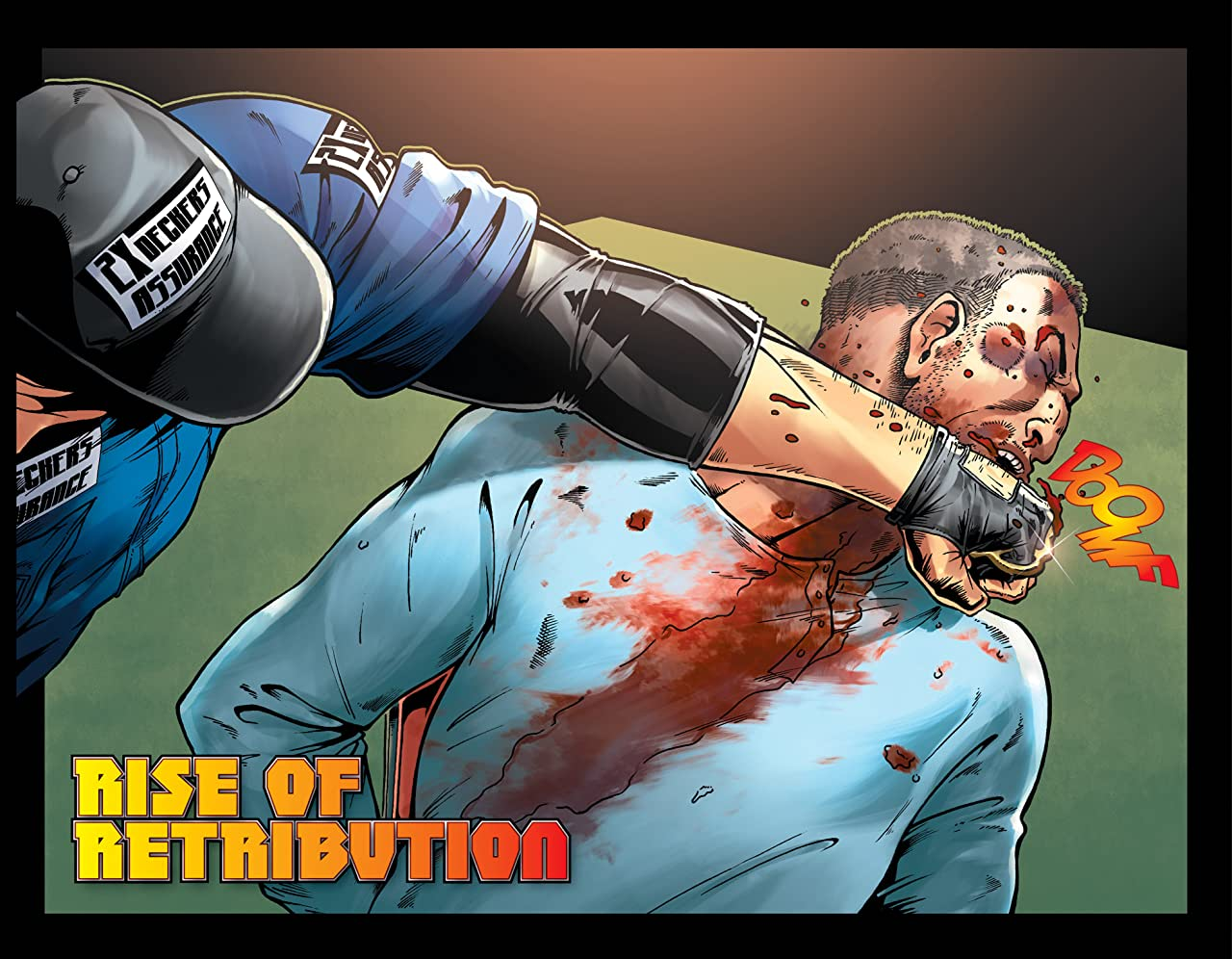 JFH: Justice For Hire: Knuckle Sandwich Edition
