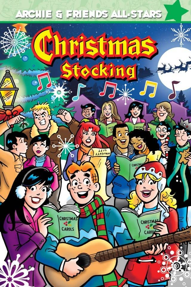 Archie & Friends All-Stars: Christmas Stocking