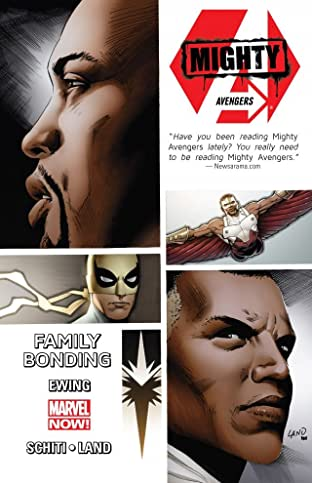 Mighty Avengers Vol. 2: Family Bonding