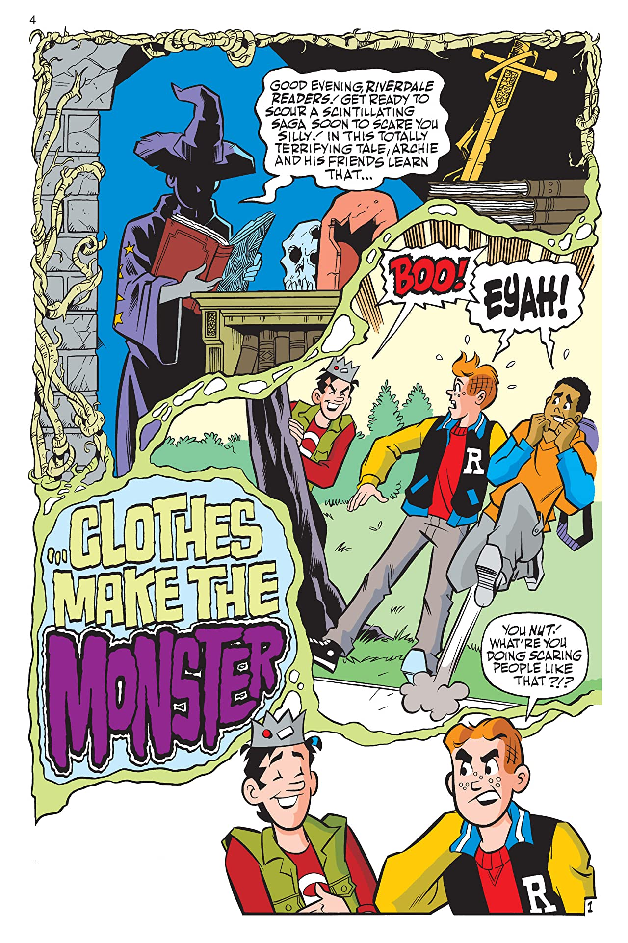 Archie & Friends All-Stars: Archie's Haunted House
