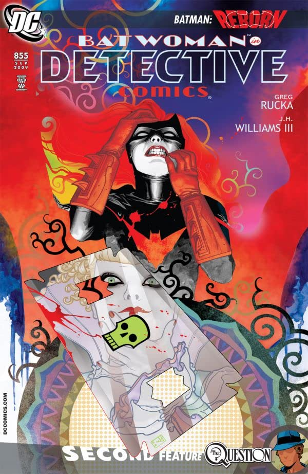 Detective Comics (1937-2011) #855