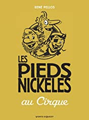 Les Pieds Nickelés: Les Pieds Nickelés au cirque