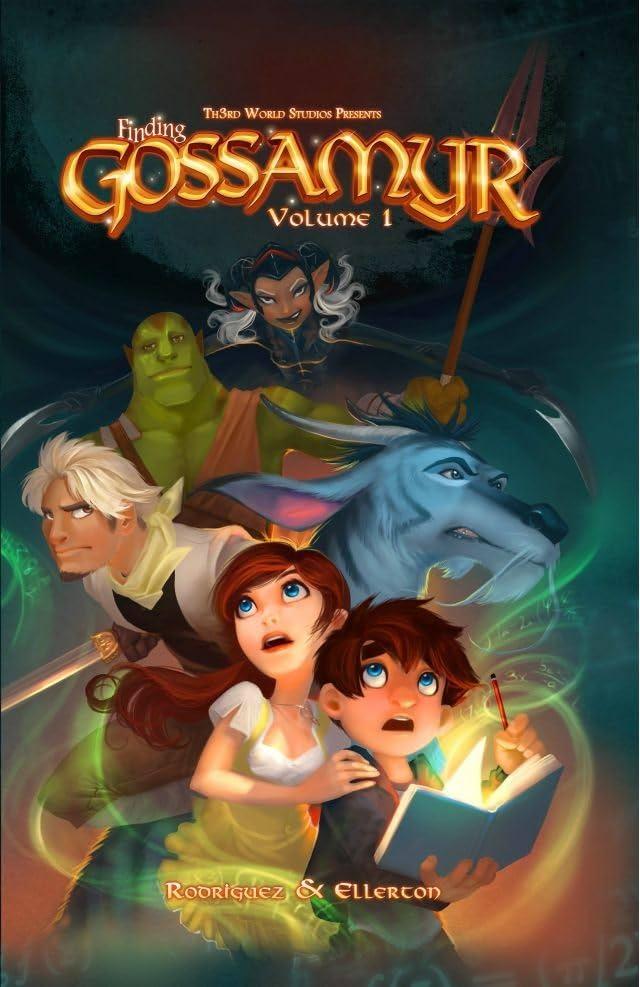 Finding Gossamyr Vol. 1