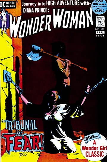Wonder Woman (1942-1986) #199