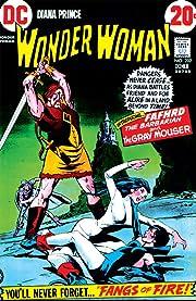Wonder Woman (1942-1986) #202