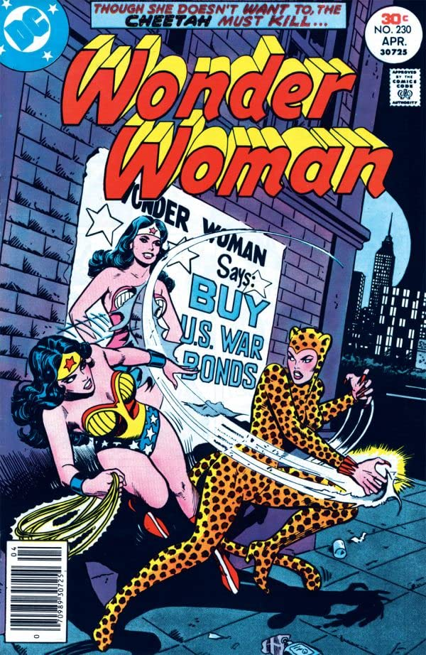 Wonder Woman (1942-1986) #230