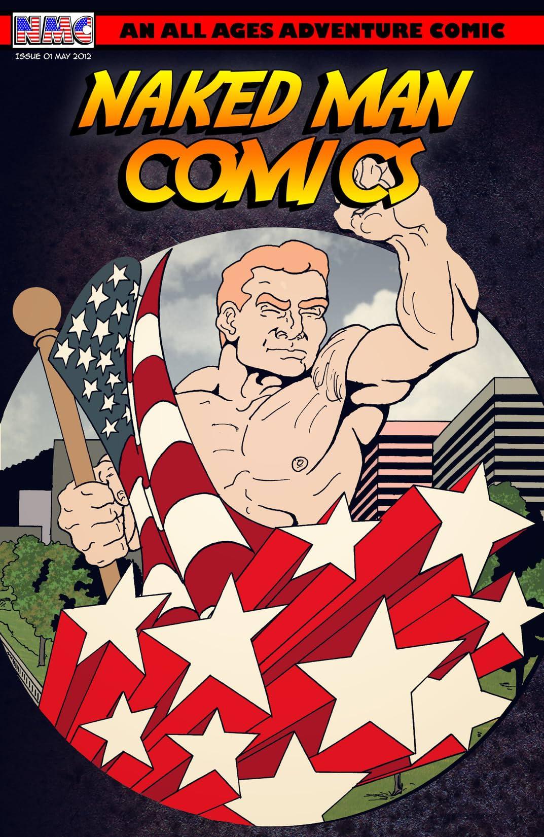 Naked Man Comics #1