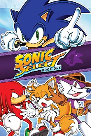 Sonic Select: Book One