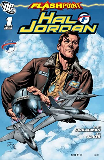 Flashpoint: Hal Jordan #1 (of 3)