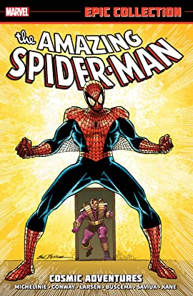 Amazing Spider-Man Epic Collection: Cosmic Adventures
