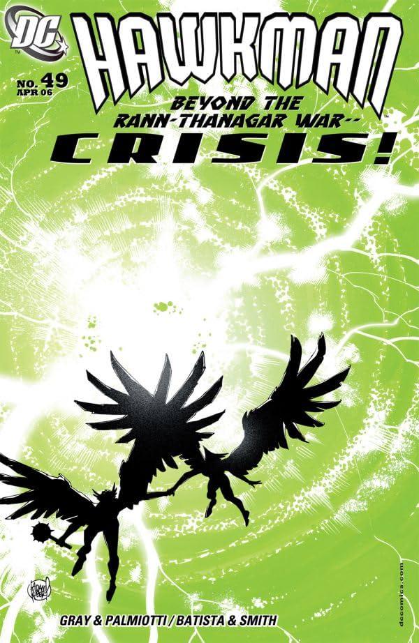 Hawkman (2002-2006) #49