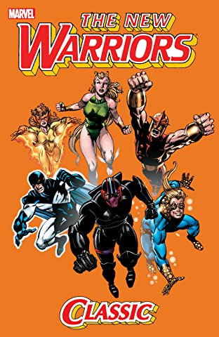 New Warriors Vol. 1