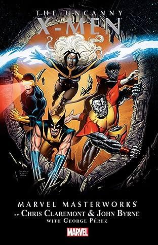 Uncanny X-Men Masterworks Tome 4