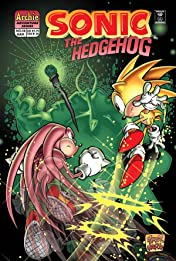 Sonic the Hedgehog #56