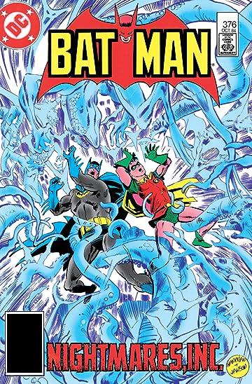 Batman (1940-2011) #376