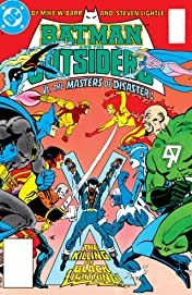 Batman and the Outsiders (1983-1987) #10