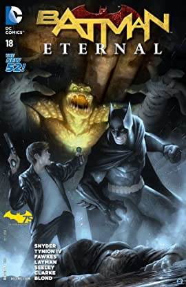 Batman Eternal (2014-2015) #18
