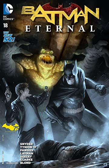 Batman Eternal (2014-2015) #18