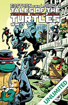 Teenage Mutant Ninja Turtles: Tales of the TMNT Vol. 5