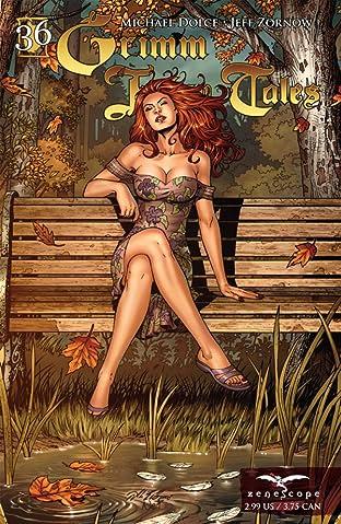 Grimm Fairy Tales No.36
