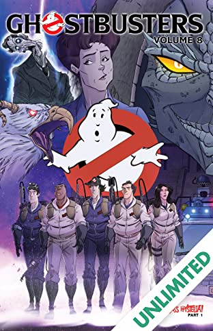 Ghostbusters (2013-2014) Vol. 8: Mass Hysteria, Pt. 1