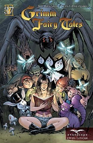 Grimm Fairy Tales No.37