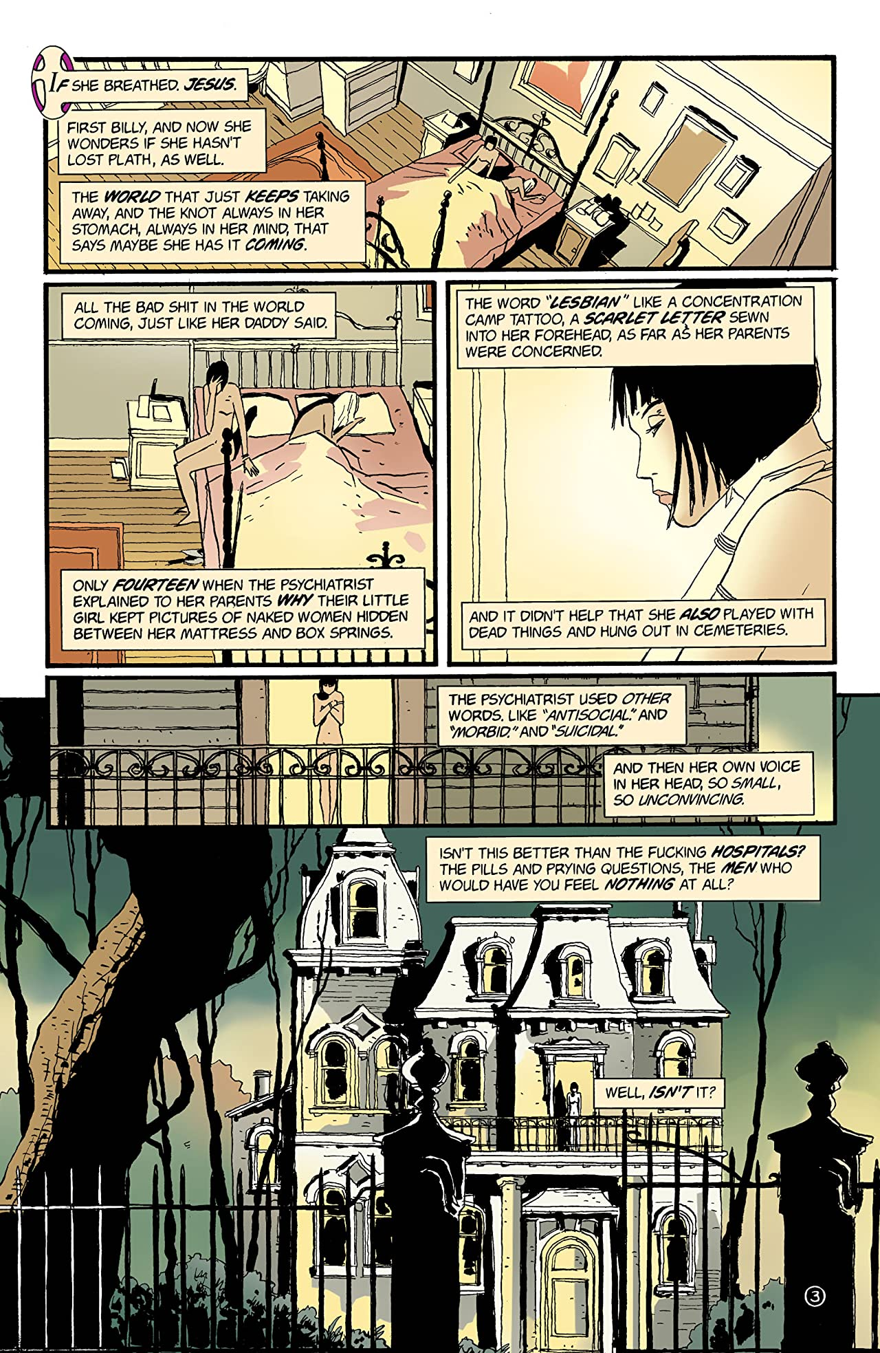 The Girl Who Would Be Death (1999) #2