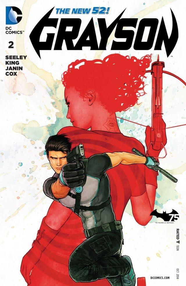 Grayson (2014-) #2