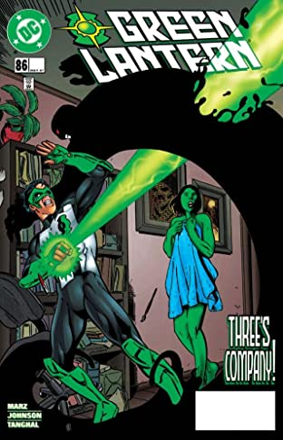 Green Lantern (1990-2004) #86