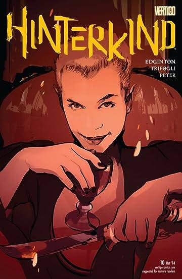 Hinterkind (2013-) #10