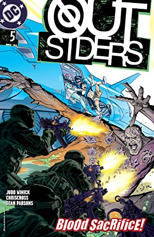 Outsiders (2003-2007) #5