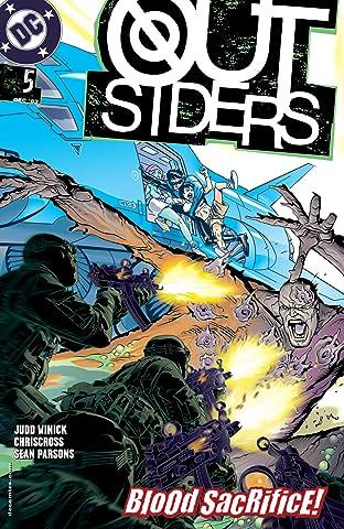 Outsiders (2003-2007) #5