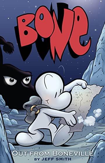 Bone Tome 1: Out From Boneville