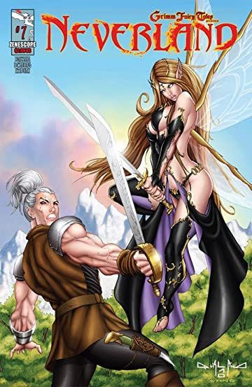 Grimm Fairy Tales Presents: Neverland #7 (of 7)