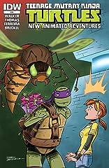 Teenage Mutant Ninja Turtles: New Animated Adventures #14