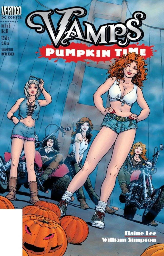 Vamps: Pumpkin Time (1998-1999) #1