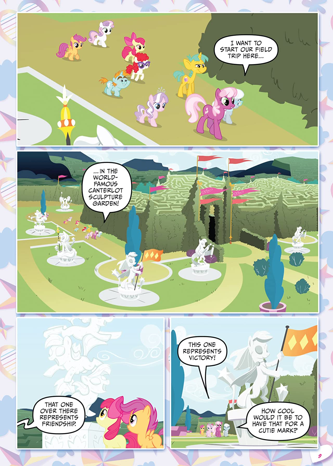 My Little Pony: Animated Vol. 3: The Return of Harmony
