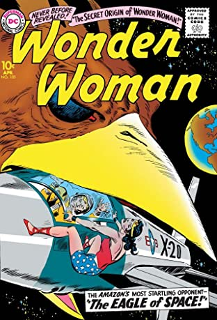 Wonder Woman (1942-1986) #105