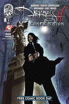 FCBD 2011 The Darkness 2: Confession No.1